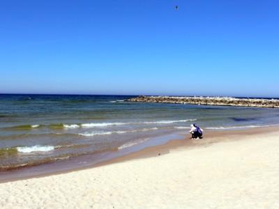 Plaża Dubaj 3