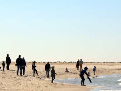 Plaża Dubaj 4