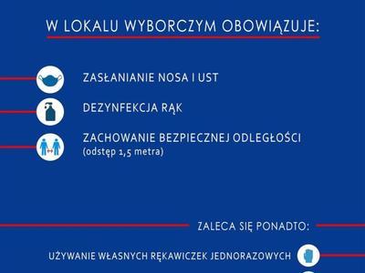 wykaz lokali wyborczych