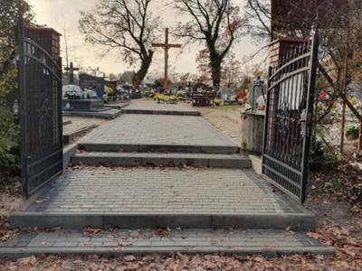 Cmentarz Staniewice