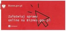 Serwis Informacyjno-usługowy dla firm Biznes.gov.pl