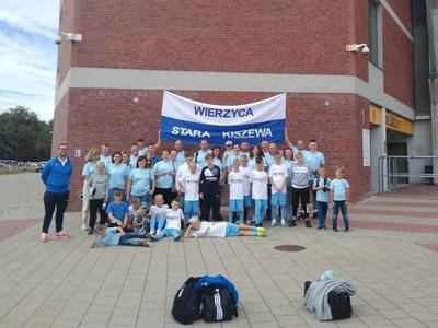 Udział Klubu Wierzyca w Klubowych Mistrzostwach Polski