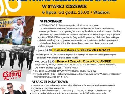 VI Festiwal Kiszewskie Smaki