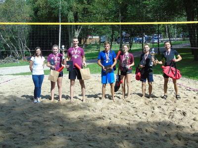 Otwarty Turniej Piłki Siatkowej Plażowej  o Puchar Wójta Gminy Stara Kiszewa