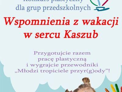 Konkurs Plastyczny dla Przedszkoli