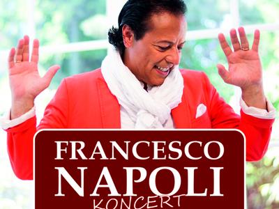 Zapowiedź Koncertu FRANCESCO NAPOLI w Starej Kiszewie