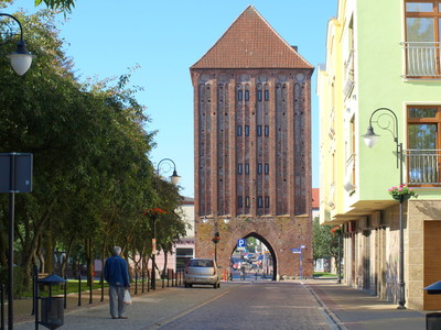 Brama Koszalińska