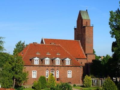 Kościół parafialny p.w. św. Antoniego z Padwy w Sławnie