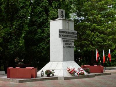 Pomnik poległych żołnierzy