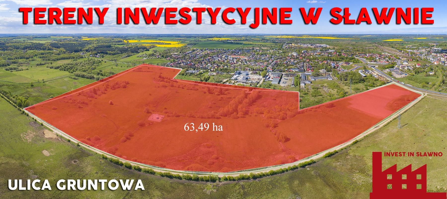 Teren inwestycyjny w Sławnie [1800x801]