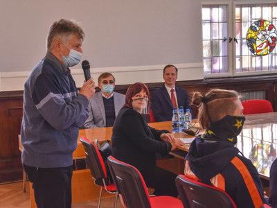 Gratulacje dla zawodników MKS Święc Sławno