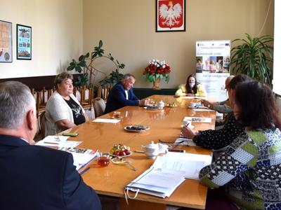 Posiedzenie Rady seniorów