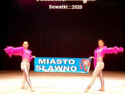 """Międzynarodowy Festiwal Piosenki i Tańca """"Muszelki Wigier"""""""