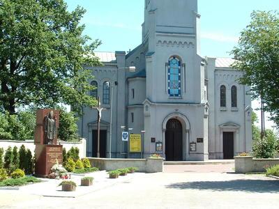 Kościół p.w. Św. Apostołów Piotra i Pawła w Kamieńsku
