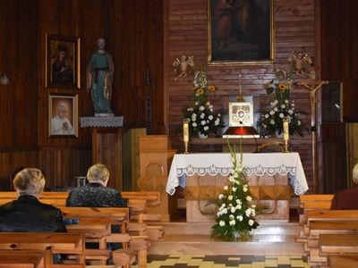 Kościół p.w. Św. Józefa Oblubieńca NMP w Gorzędowie