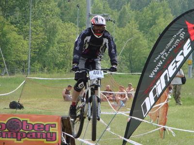 Góra Kamieńsk - trasy rowerowe