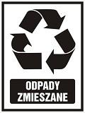 ODPADY ZMIESZANE - COVID19