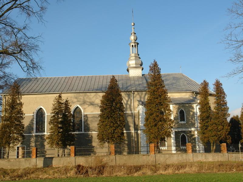 Kościół pw. Św. Stanisława Biskupa Męczennika w Unikowie