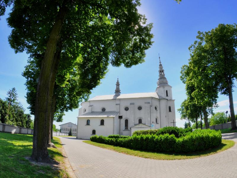 Kościół pw. Św. Andrzeja Apostoła w Złoczewie