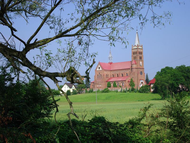 Kościół pw. Św. Wawrzyńca w Stolcu