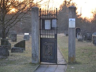Cmentarz żydowski w Górze Kalwarii