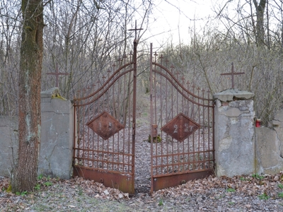 Cmentarz ewangelicki w Górze Kalwarii