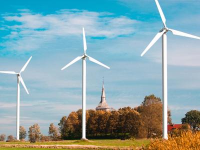 Cisowo – pierwsza farma wiatrakowa