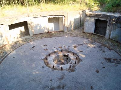 Fortyfikacje obronne z II wojny światowej