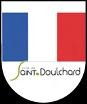 Herb miasta Saint - Doulchard