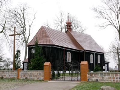 Kościół Parafialny w Żurominku