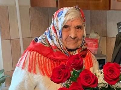 Zdjęcie 103-letnia jubilatka Wanda Jaruga z Zalesia