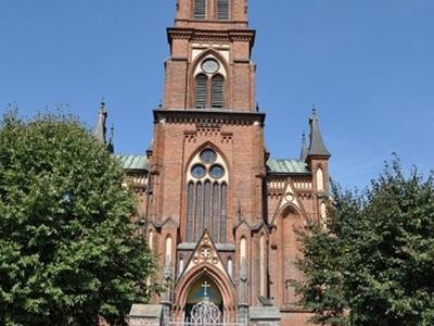 Kościół Parafialny w Gościeradowie