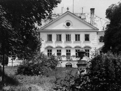 Pałac Suchodolskich w Gościeradowie