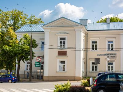 Budynek dawnego szpitala im. ks. Piotra Skargi w Grójcu
