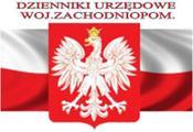 Dzienniki Urzędowe województwa zachodniopomorskiego