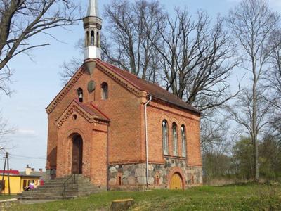 Kościół w Kikowie