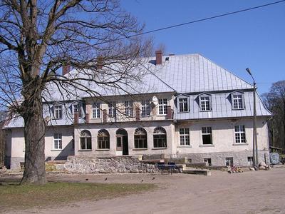 Pałac w Kikowie