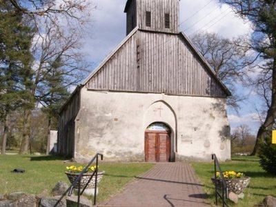 Kościół w Bukówku
