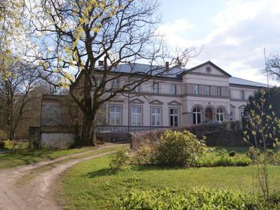 Pałac w Bukówku