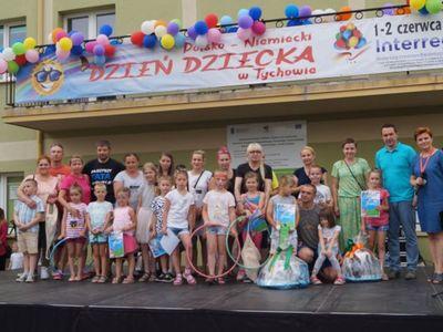 Wspólne zdjęcie uczestników imprezy