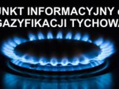 Punkt Informacji do spraw gazyfikacji Tychowa