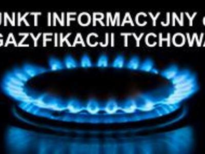 Punkt informacyjny do spraw gazyfikacji Tychowa - informacja