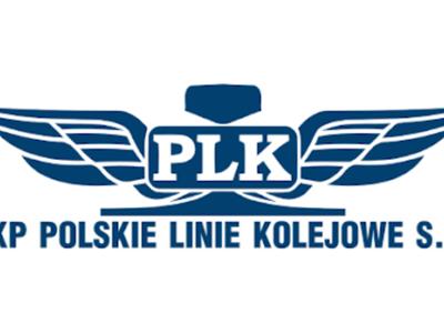 Logo Polskie Linie Kolejowe