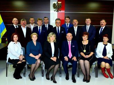 Rada Gminy Bodzanów VIII kadencji na lata 2018 2023 [400x300]