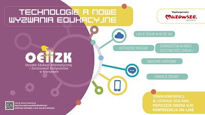 Technologia a nowe wyzwania edukacyjne