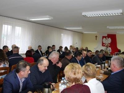 Sesja Rady Gminy Wieczfnia Koscielna
