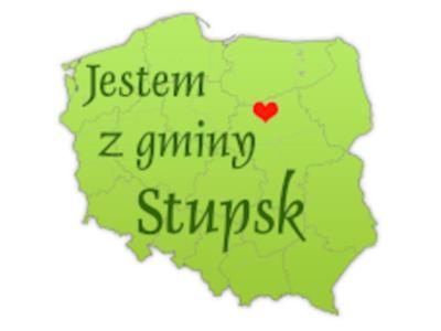 Logo Gminy Stupsk