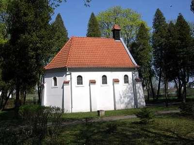 Kaplica w Ostrowitem