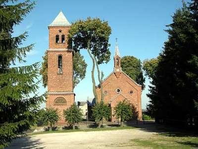 Kościół w Trąbinie