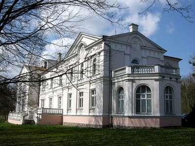Pałac w Ugoszczu
